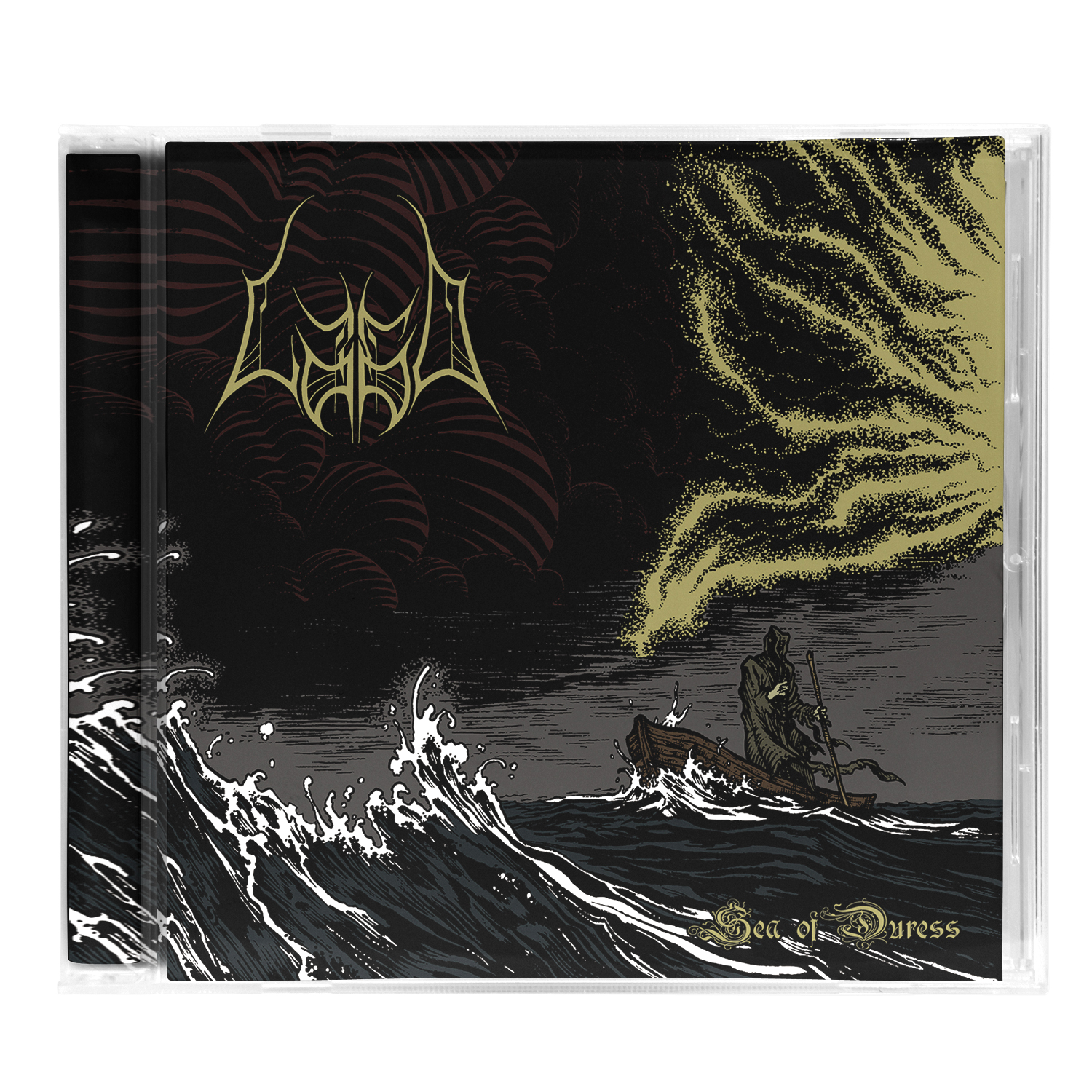 Sea Of Duress CD + Hoody Bundle
