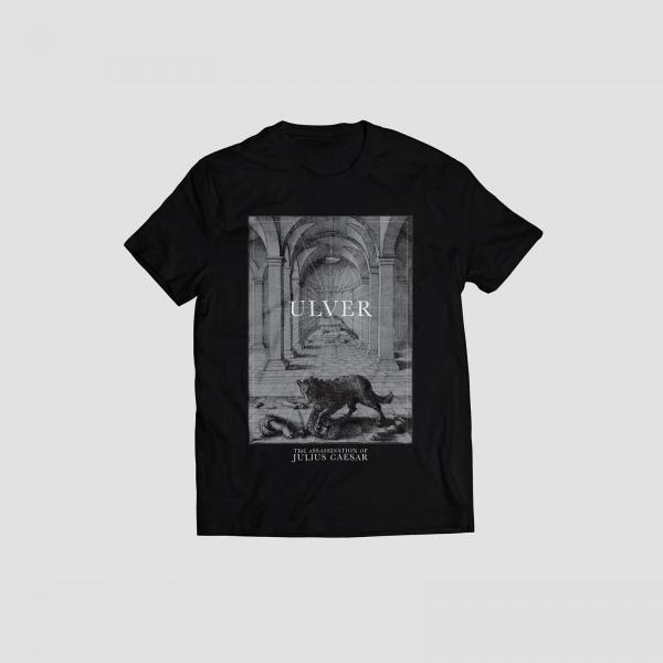 The Assassination Of Julius Caesar LP + Wolf Tee Bundle