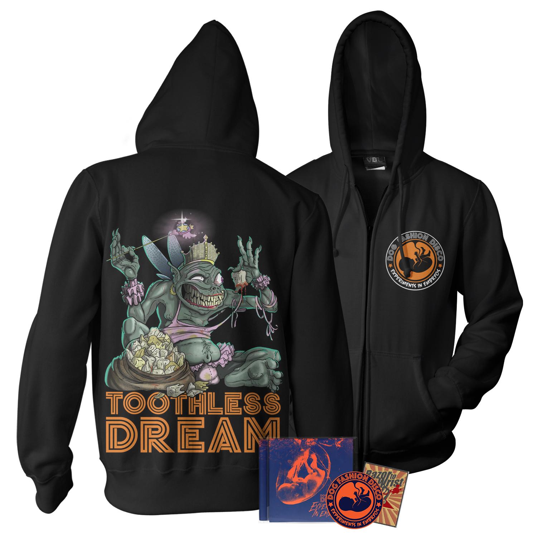 Toothless Dream Hoodie Bundle