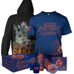 Amnion Collector's Box/Hoodie Bundle
