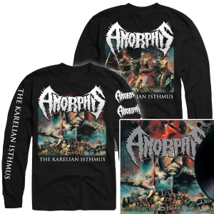 The Karelian Isthmus Longsleeve Shirt + LP Reissue Bundle