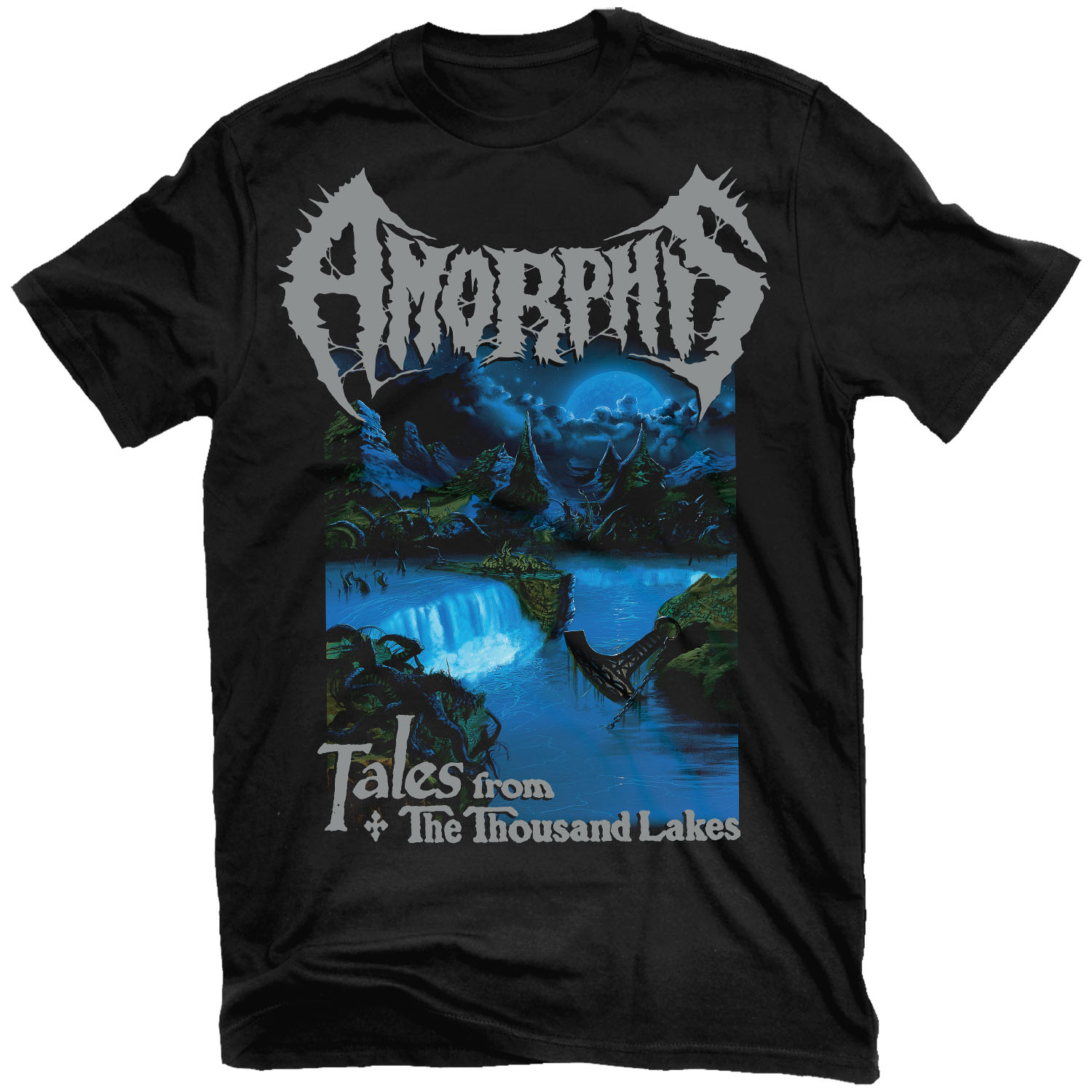 Tales From The Thousand Lakes T Shirt + LP Reissue Bundle
