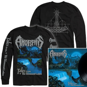 Tales From The Thousand Lakes Longsleeve Shirt + LP Reissue Bundle