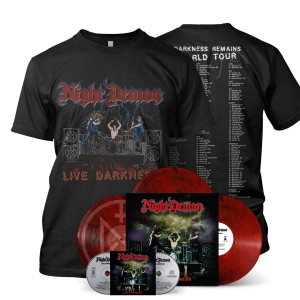 LP / CD / Tee Bundle