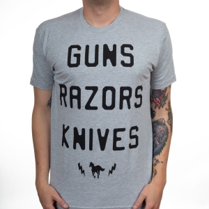 Guns Razors Knives