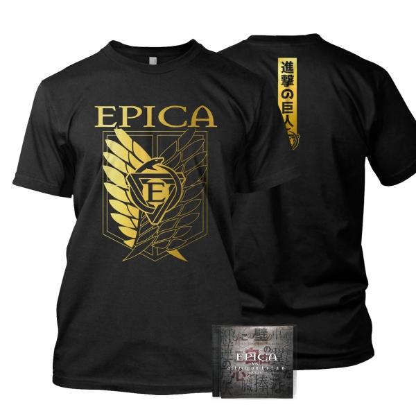 Attack On Titan CD Bundle