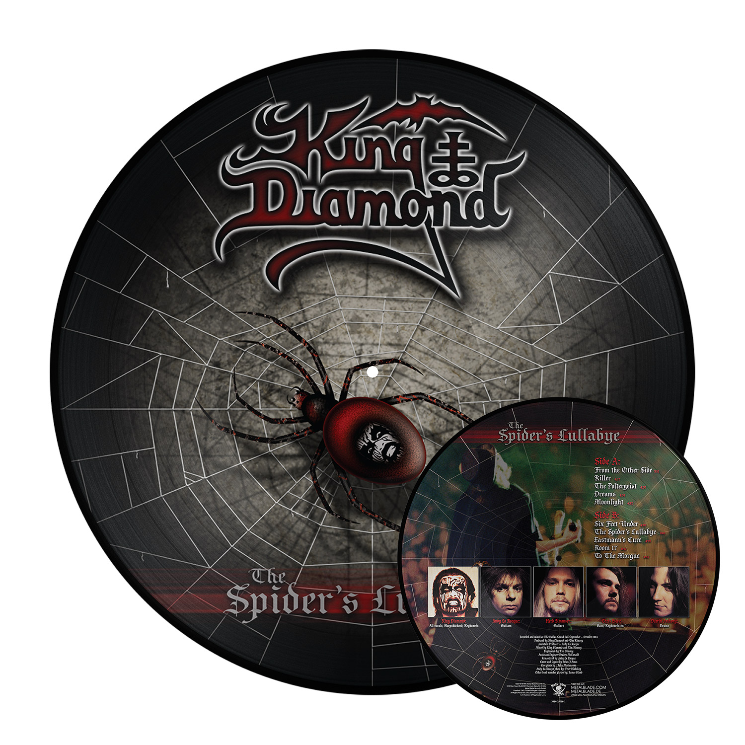 The Spider's Lullabye (Picture Disc)