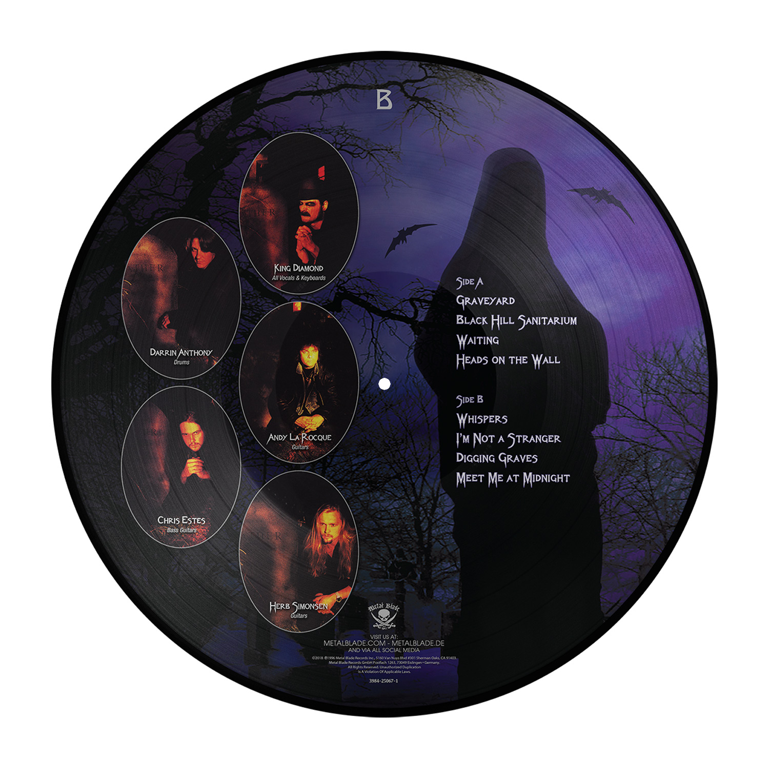 The Graveyard (Picture Disc)