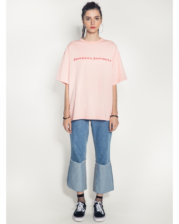 Mistakes Girl's Shirt (Pink)