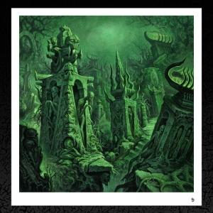 Macabra (To The Bone) Album Cover