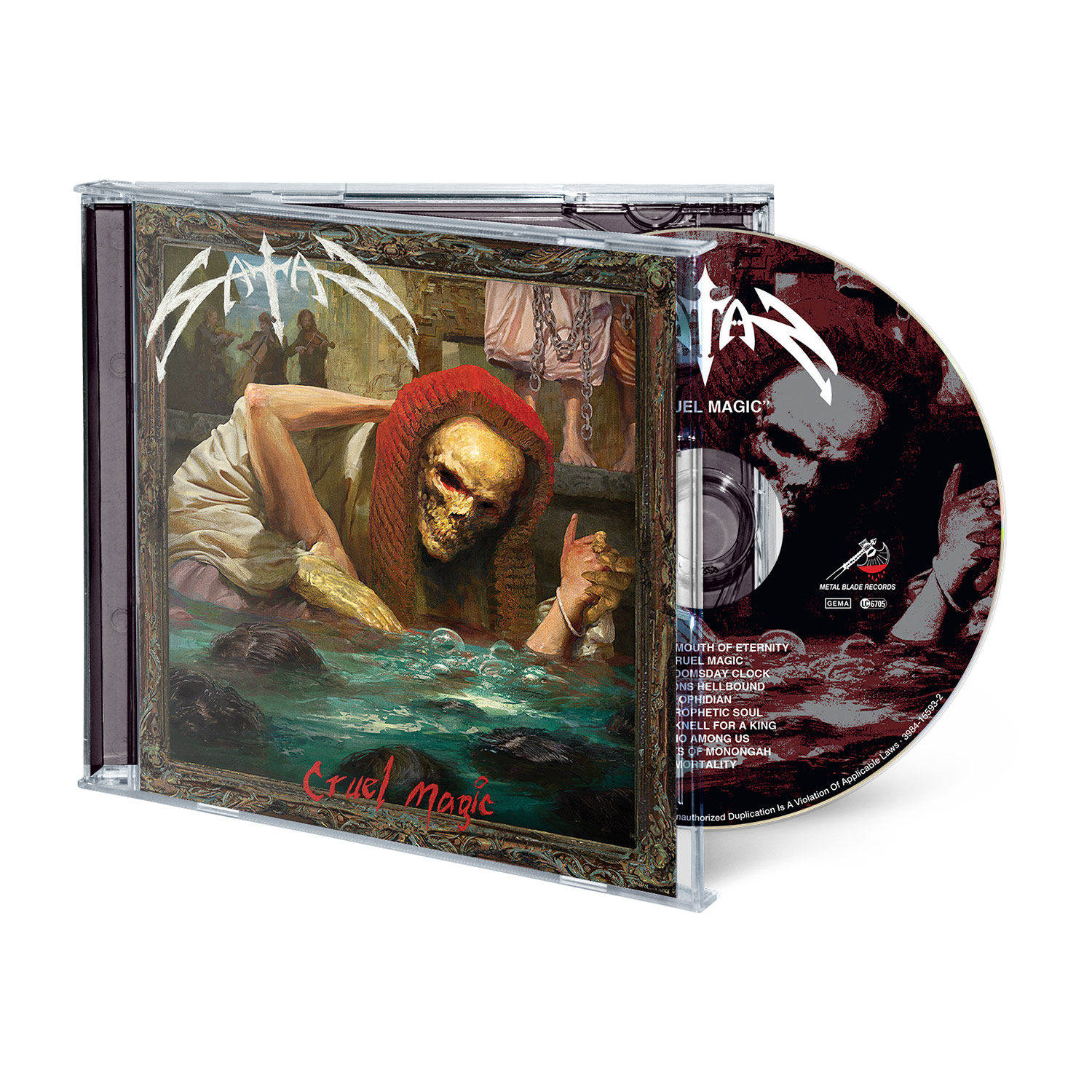 Cruel Magic - CD Bundle