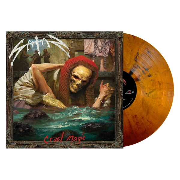 Cruel Magic (Ochre Vinyl)