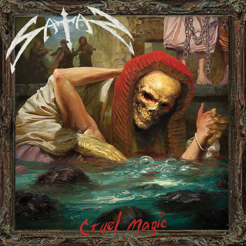 Cruel Magic (Ochre Vinyl)