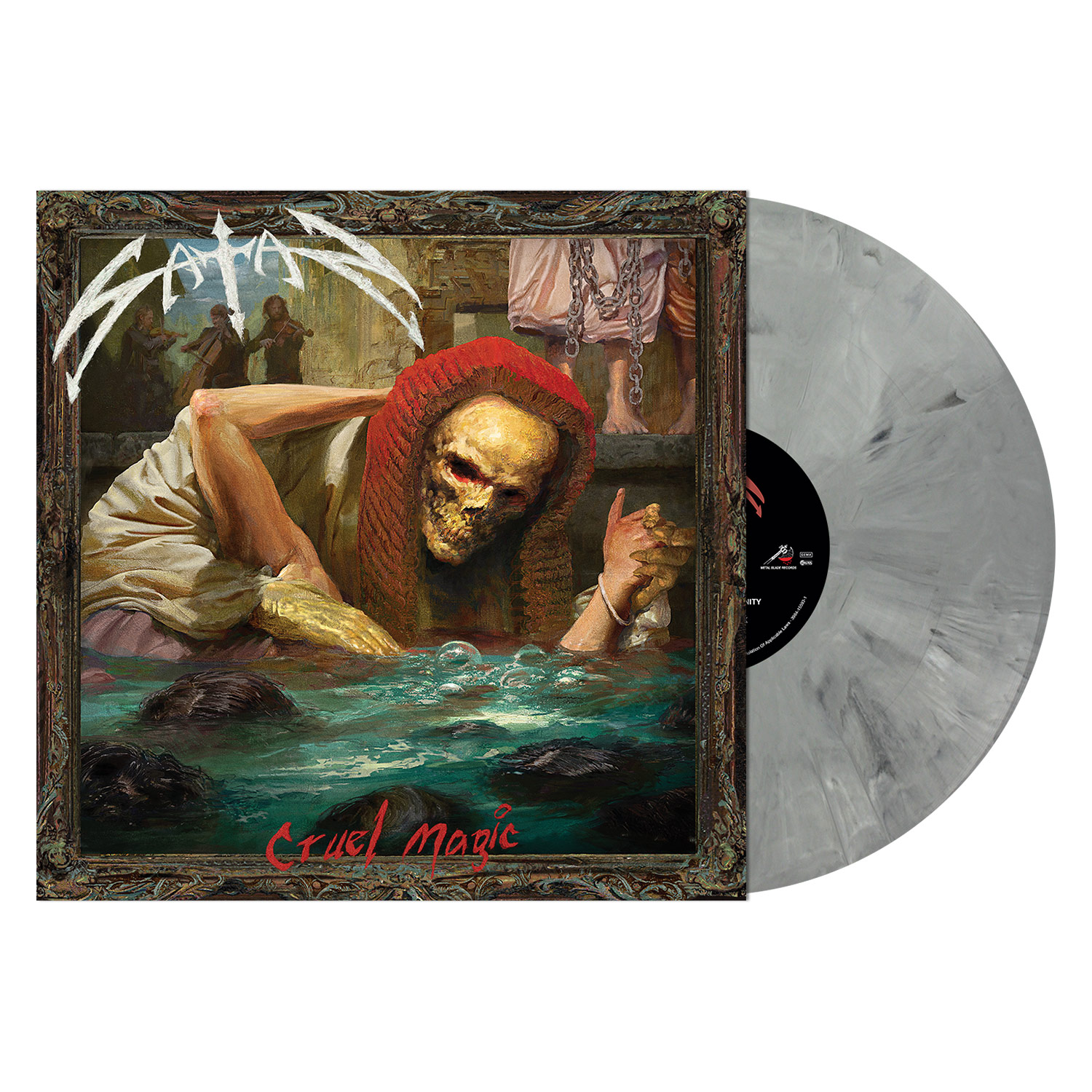 Cruel Magic - LP Bundle - Steel