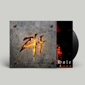 Bound By Fire Black Hole LP + Insert