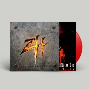 Bound By Fire Bloody Hole LP + Insert