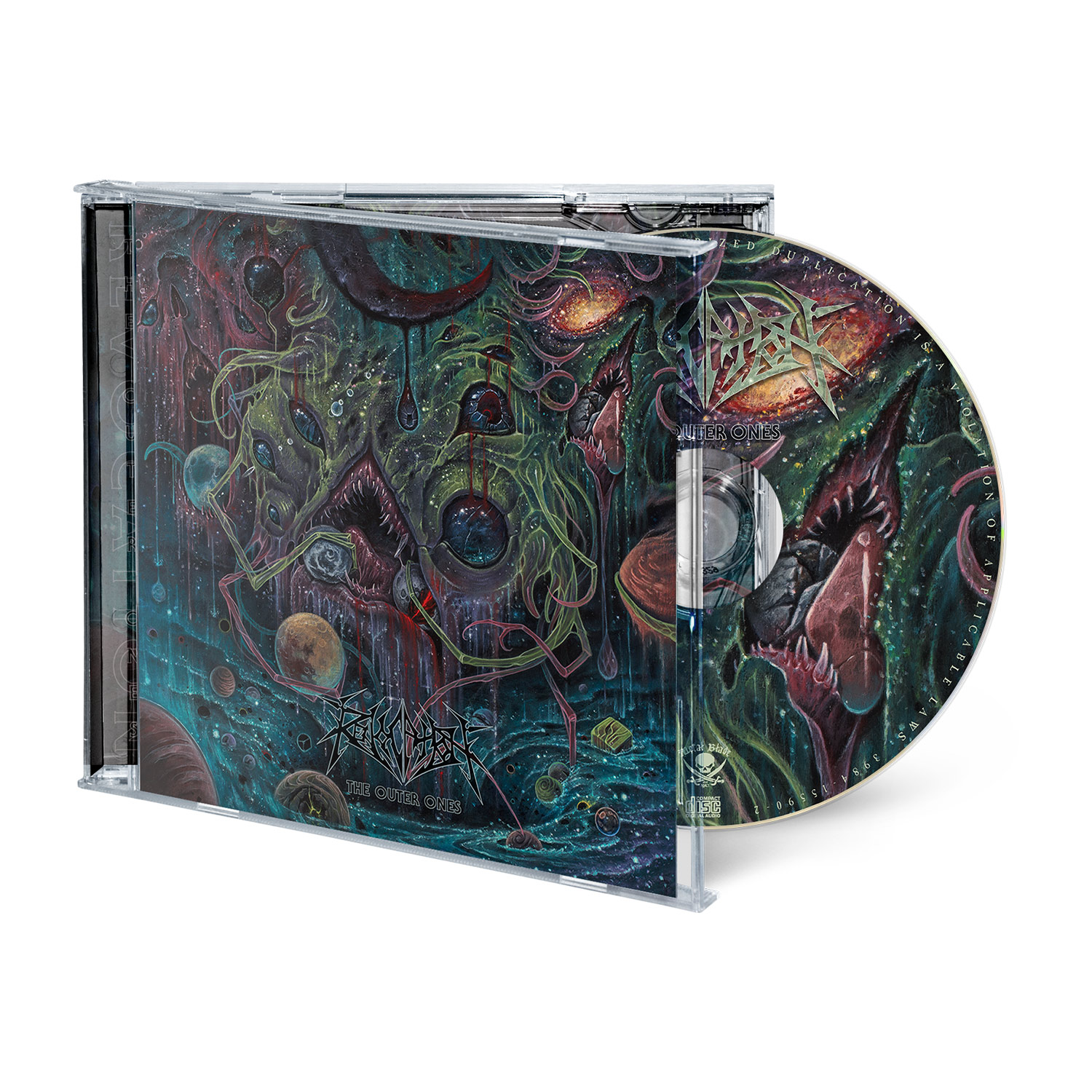 The Outer Ones - CD Outer Bundle