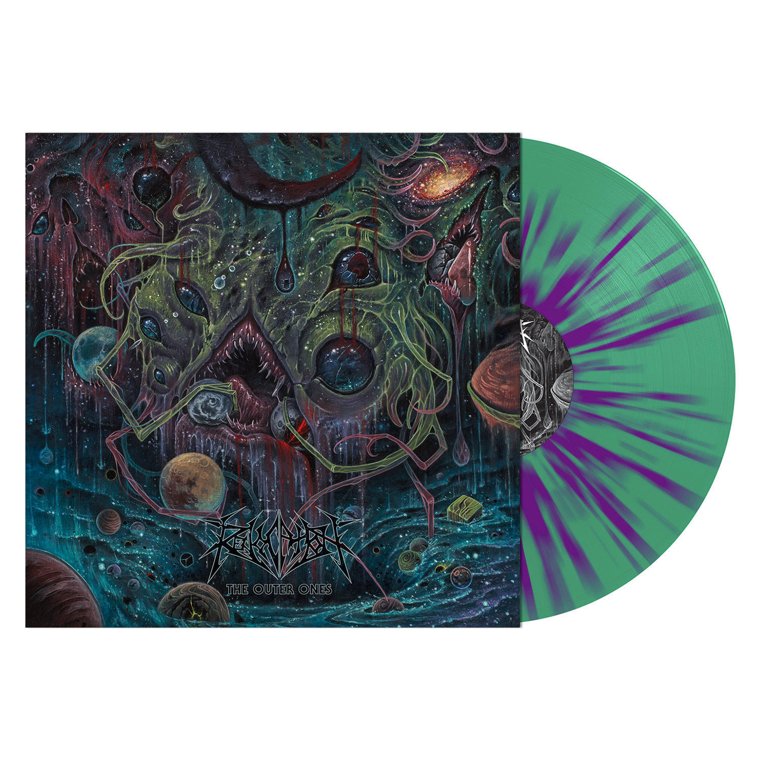 The Outer Ones (Splatter Vinyl)