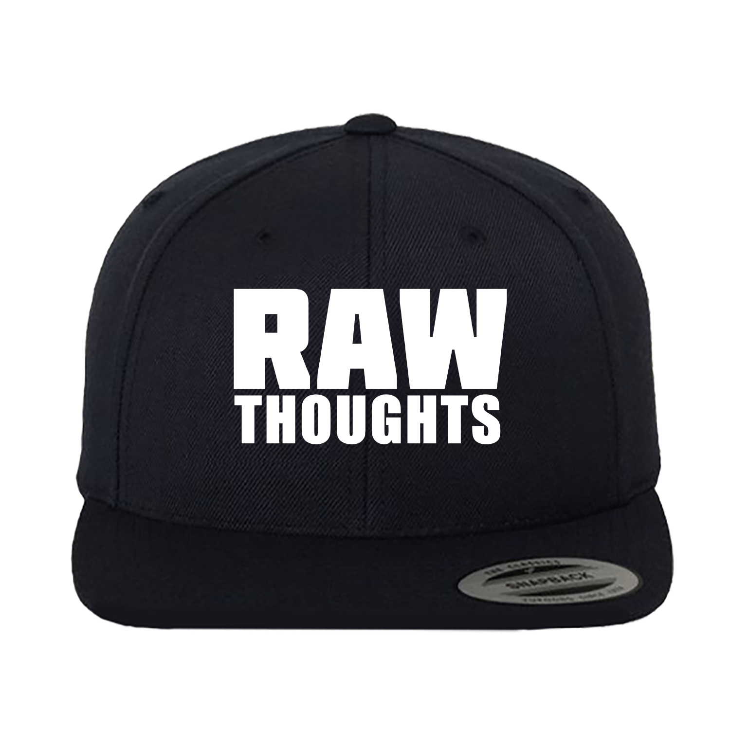 Raw Thoughts Cap