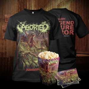 Terrorvision CD/Tee Bundle