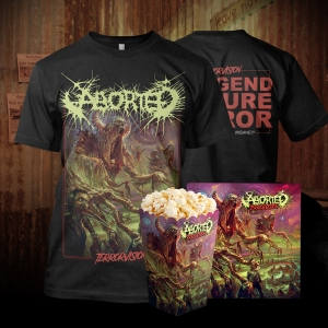 Terrorvision LP/Tee Bundle