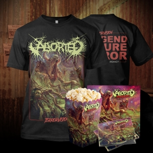 Terrorvision CD/LP/Tee Bundle