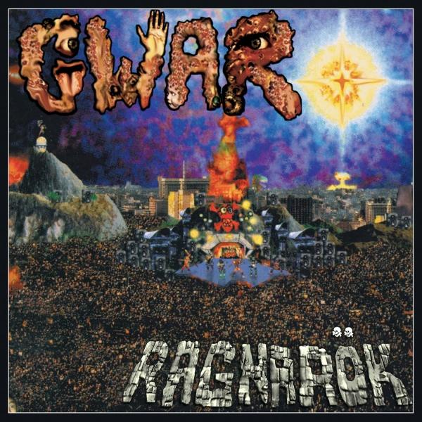 Ragnarök (Blue/Red Swirl)