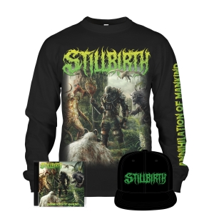 Pre-Order: Annihilation of Mankind Longsleeve + CD Bundle