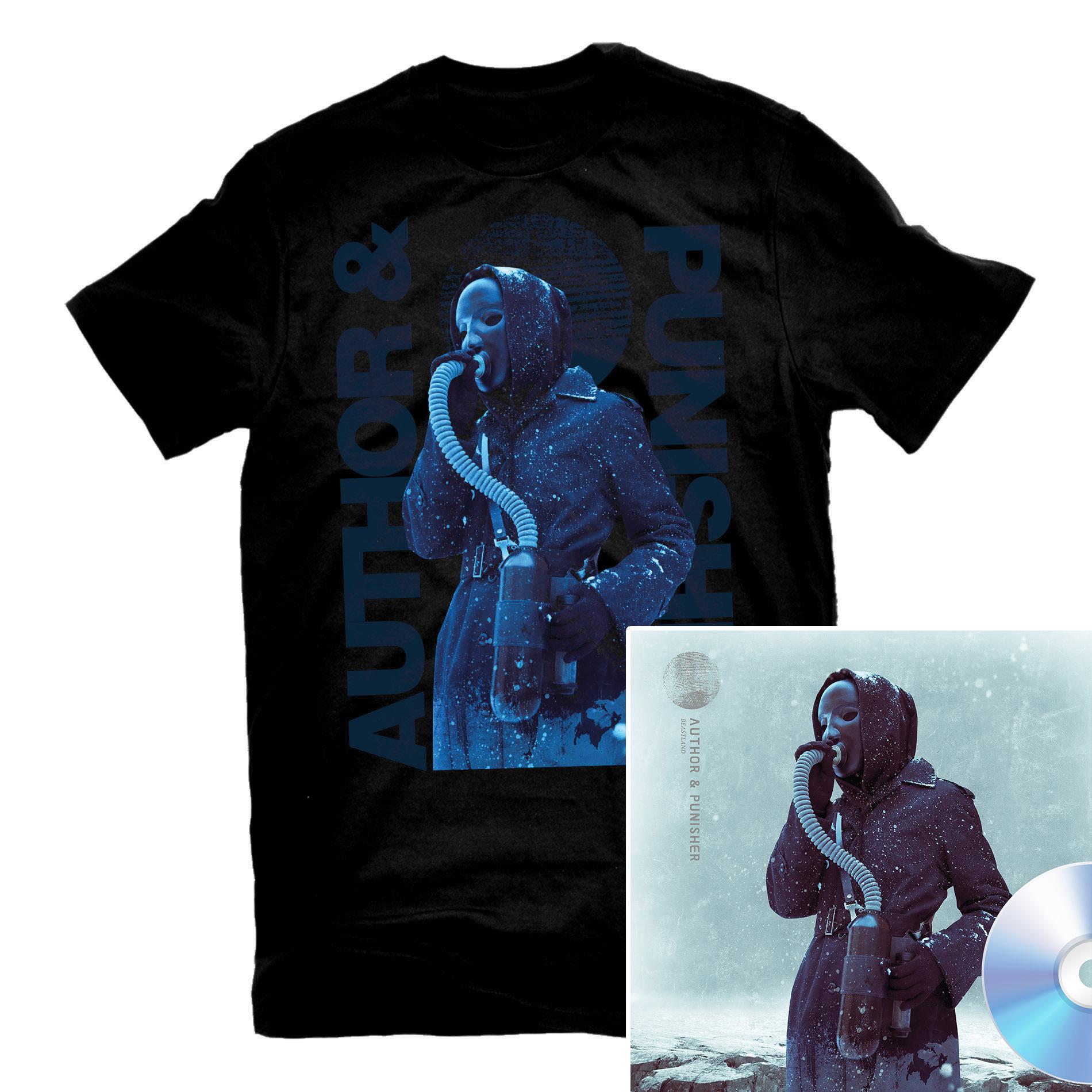 Beastland T Shirt + CD Bundle