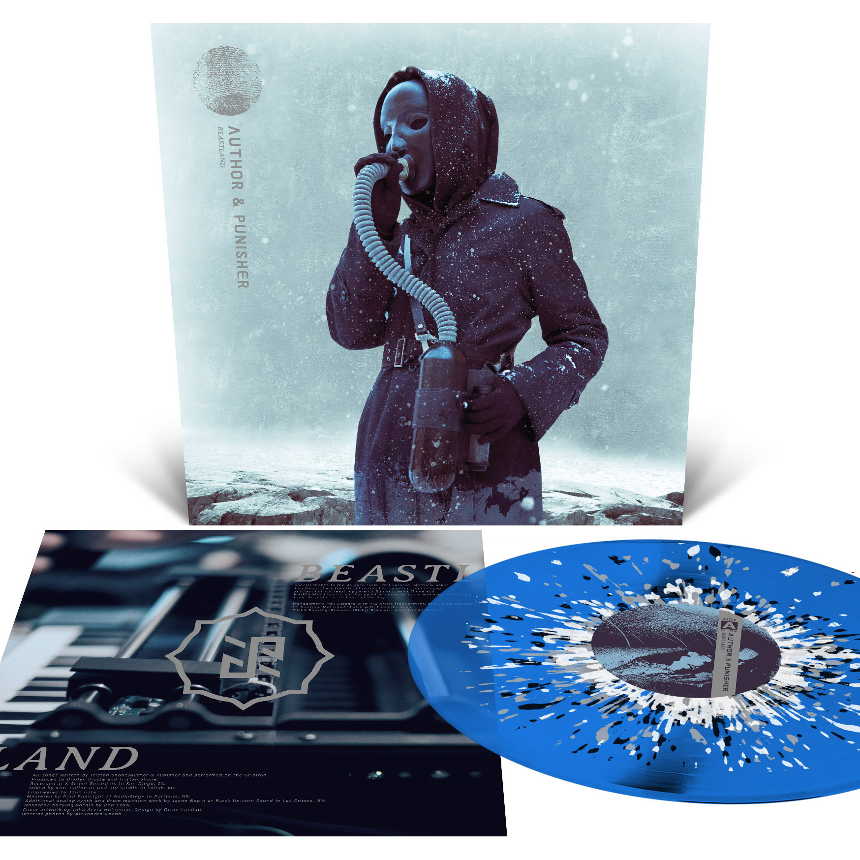 Beastland T Shirt + LP Bundle