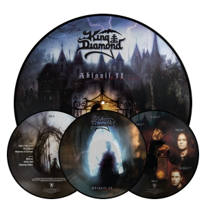 Pre-Order: Abigail II: The Revenge (Picture Disc)