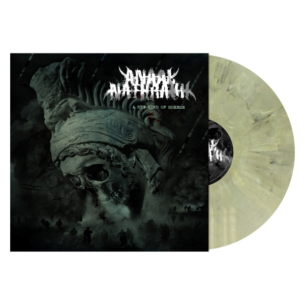 A New Kind of Horror (Grey / Green Vinyl)
