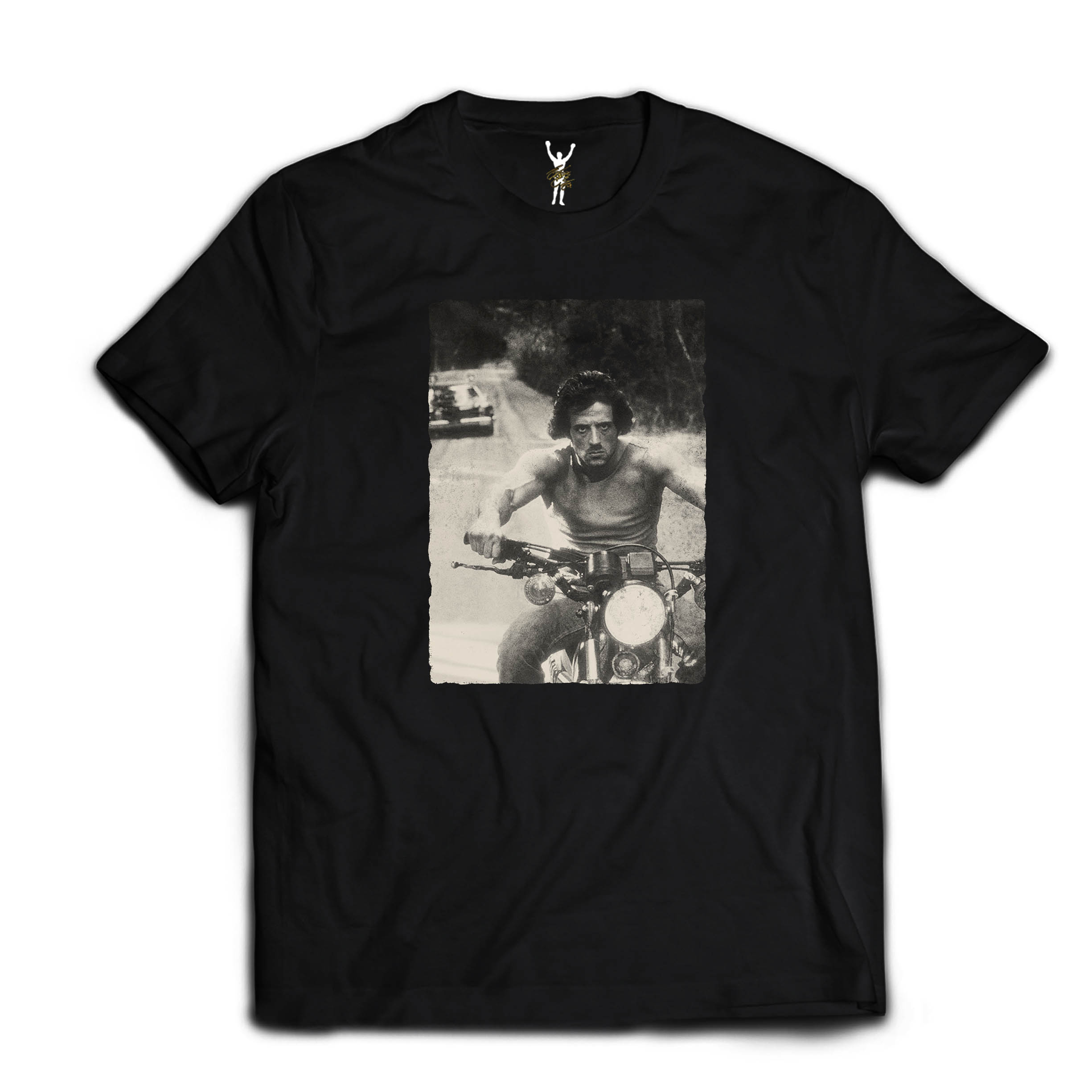 First Blood Motorcycle Tee