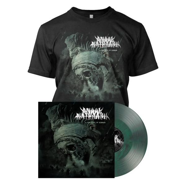 A New Kind of Horror - LP Bundle - Green-Black