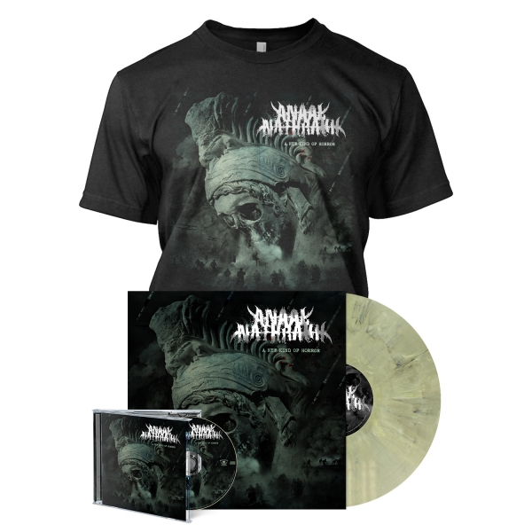 A New Kind of Horror - Deluxe Bundle - Grey-Green