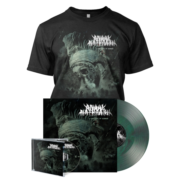 A New Kind of Horror - Deluxe Bundle - Green-Black