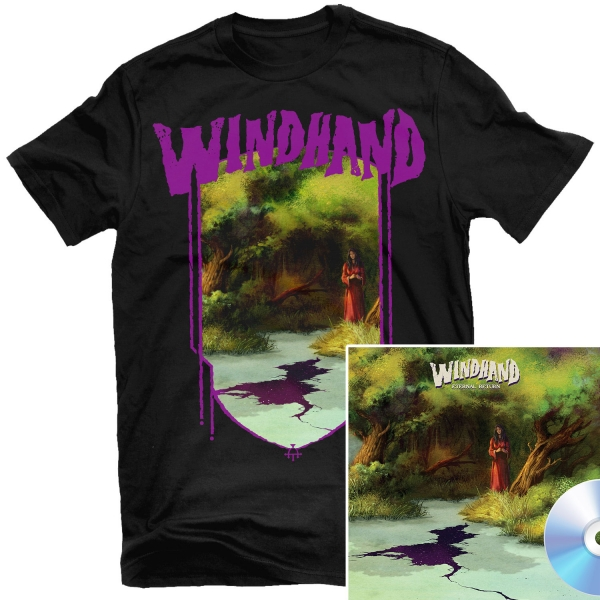 Eternal Return T Shirt + CD Bundle