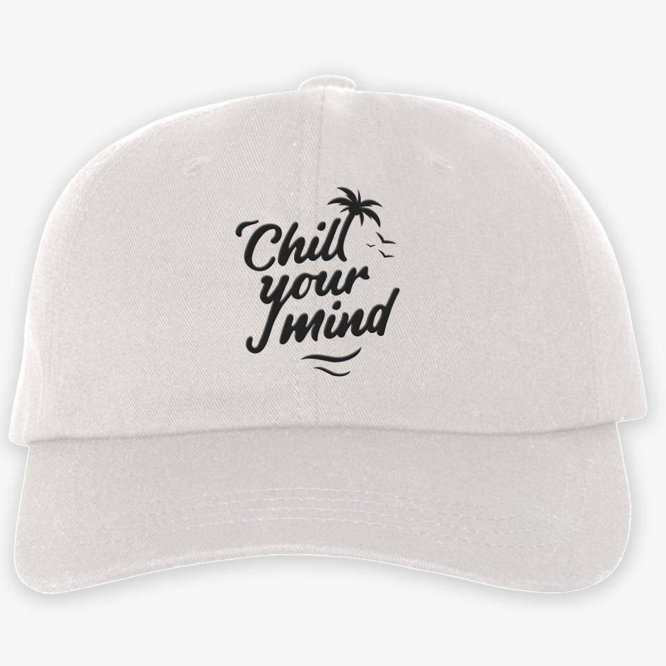 ChillYourMind Dad Cap