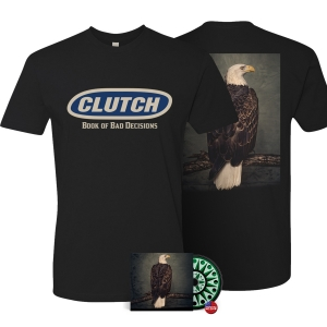 Tee/CD/Button Bundle