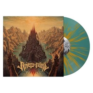 Pre-Order: Monarchy (Electric Blue with Mustard Splatter Vinyl)