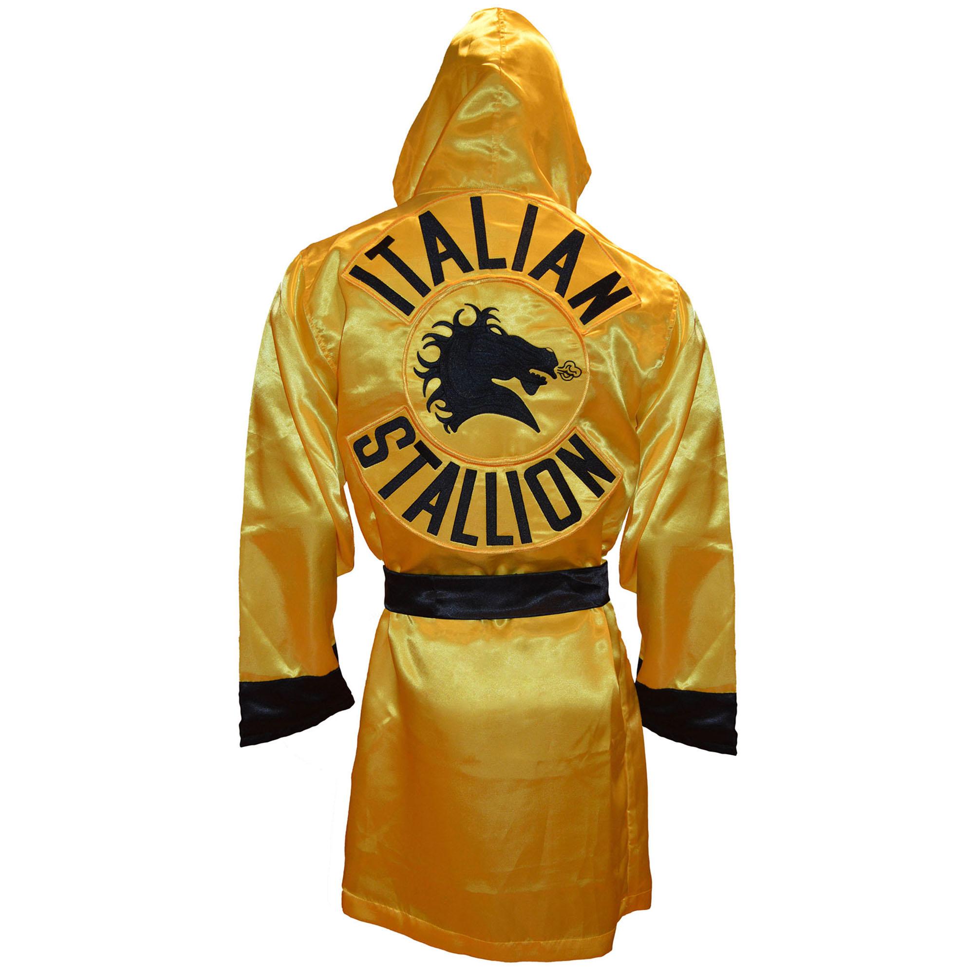 Rocky III Italian Stallion Boxing Robe
