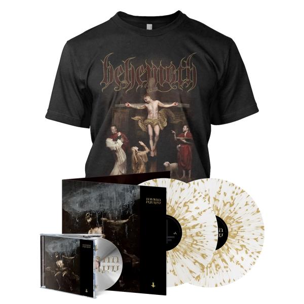 I Loved You at Your Darkest - Deluxe CD Bundle - Splatter