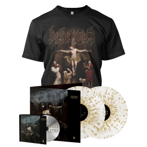 Pre-Order: I Loved You at Your Darkest - Deluxe Digibook Bundle - Splatter