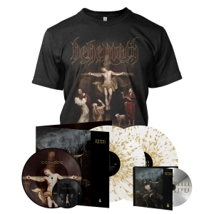 Pre-Order: I Loved You at Your Darkest - Super Deluxe Digibook Bundle - Splatter