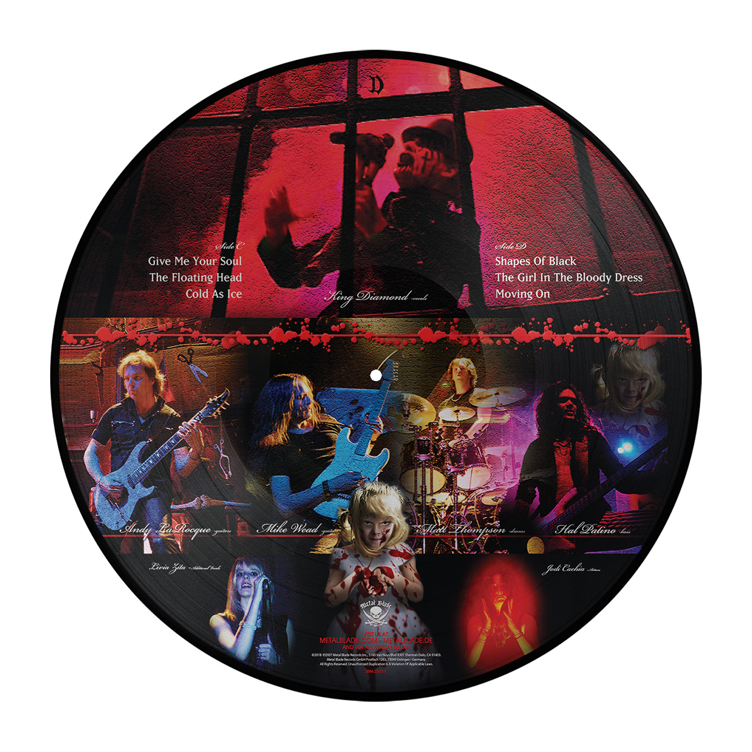 Give Me Your Soul...Please (Picture Disc)