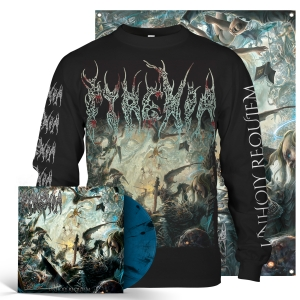 Unholy Requiem LP + Longsleeve Tee Bundle
