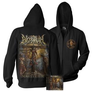 Pre-Order: Martyrium CD + Hoody Bundle