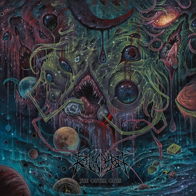 The Outer Ones (Aqua Vinyl)
