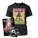 Pre-Order: One Bad M.F. Live!! CD Bundle