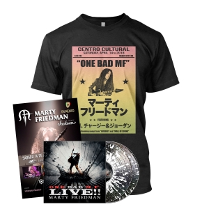 One Bad M.F. Live!! 2xLP Bundle
